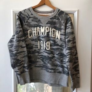 todd snyder champion collab crewneck sweatshirt Xl